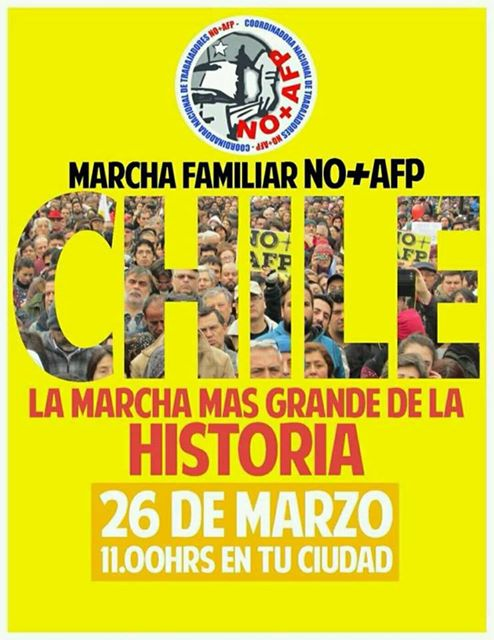 marcha familiar no mas afp
