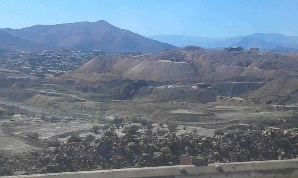 andacollo mineria 3 (yacimiento y poblado)