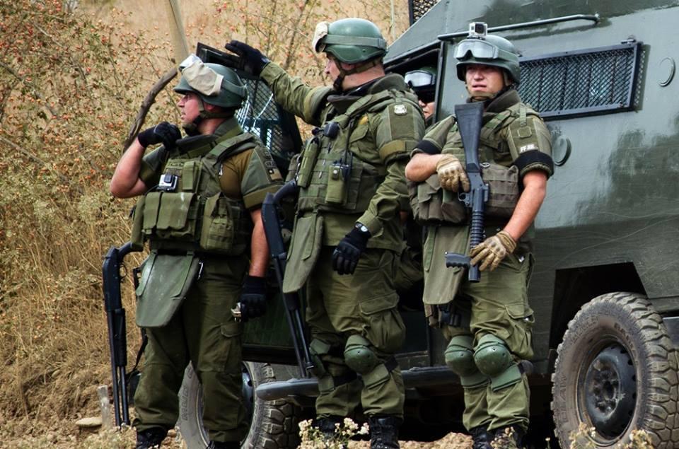 militarizacion