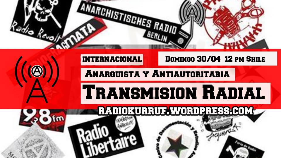 Transmisión Internacional de Radios Anarquistas