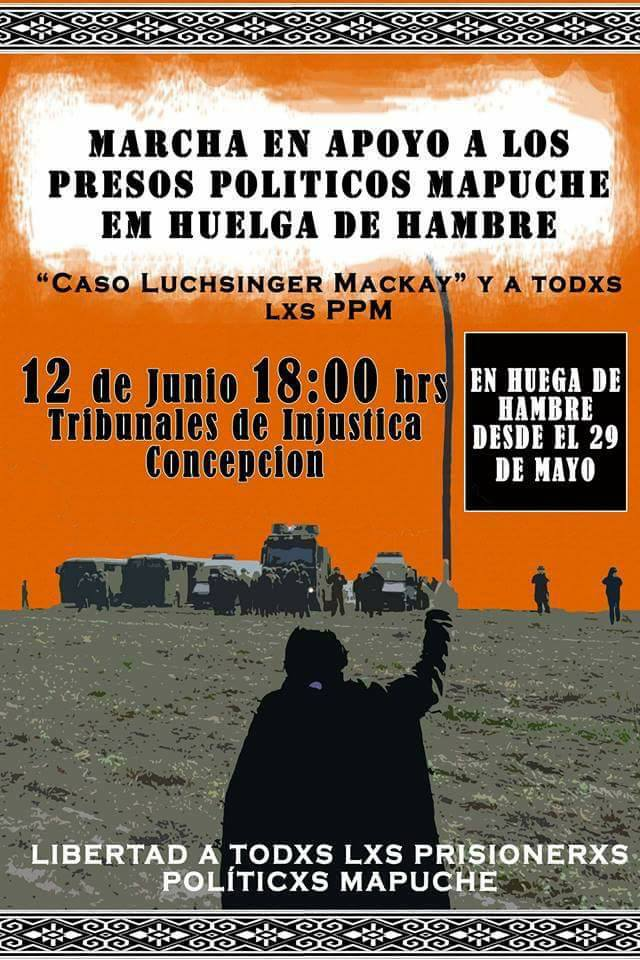 marcha conce