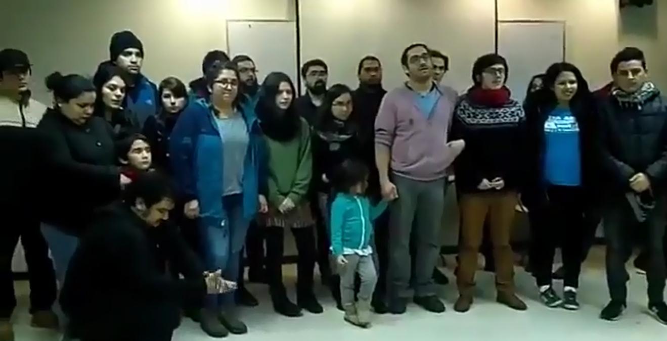 reunion abierta solidariapueblo venezolano
