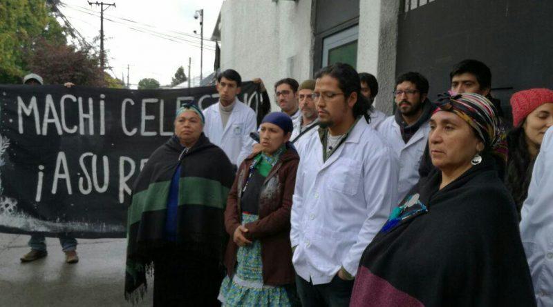 [Video] 64 días en huelga de hambre – comitiva médica en apoyo a machi Celestino Córdova denuncia deterioro físico y espiritual