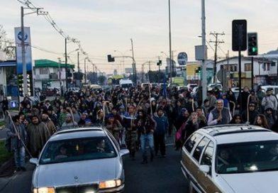 A casi un año de la confusa muerte de Luis Marileo y Patricio Gonzales. Comunicado público de la Comunidad mapuche Cacique José Guiñon