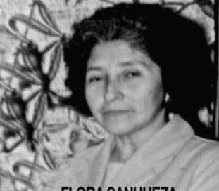 "En memoria de Flora Sanhueza Rebolledo: ""Ni dios ni patrón ni marido"""