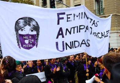 [Video] Santiago: Marcha por una educación no sexista.