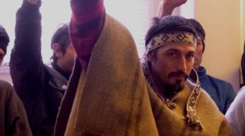[Audio] Facundo Jones Huala inició una huelga de hambre seca.