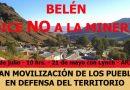 Arica: Pueblo de Belén convoca a gran movilización contra la minería.
