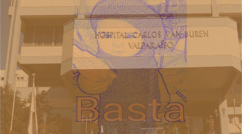 Muere niña en Valparaíso por falta de camas en el hospital Carlos Van Buren.