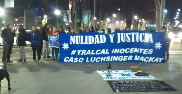 concentracion en plaza independencia