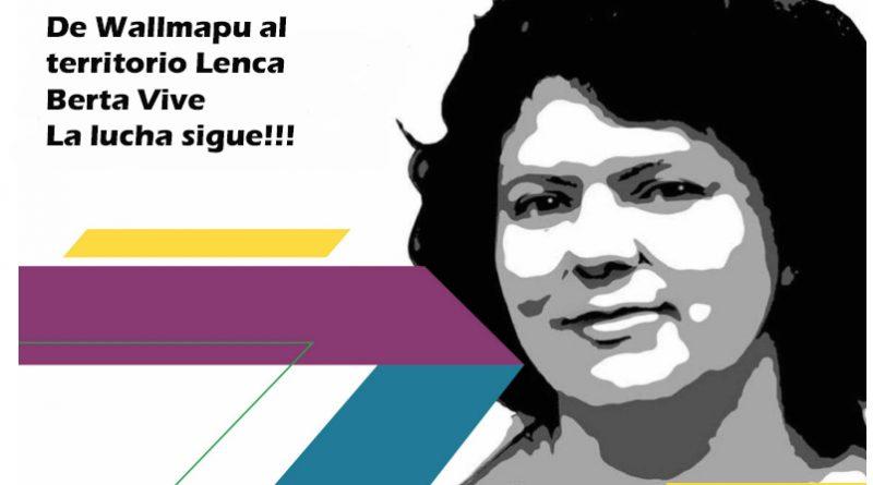 [Audio] Honduras – Suspenden juicio por Berta Cáceres ante recusación al tribunal de sentencia