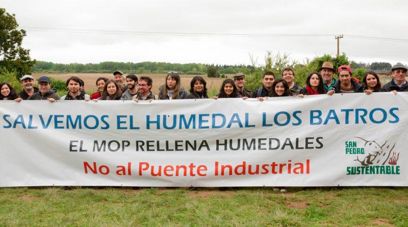 (Video-reporte) Realizan en Concepción el 2° Encuentro de la Red Nacional de Humedales
