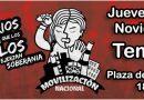 [Invitación Radial] Temuko se adhiere a Marcha Nacional ¡Que los territorios se levanten!
