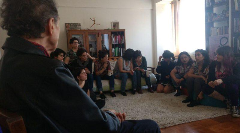 [Podcast] Transmisión Especial: Conversación Silvia Federici y Feministas Autónomas, Valparaíso