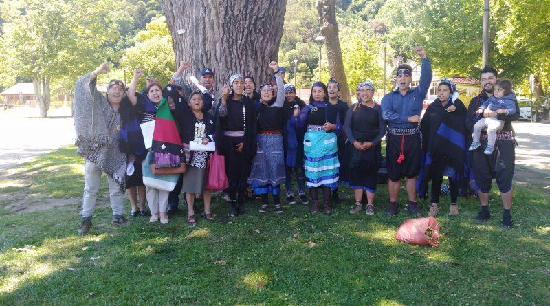 [CONCEPCIÓN] Agrupaciones Mapuche-Lafkenche del Golfo de Arauco entregan carta en SEA.