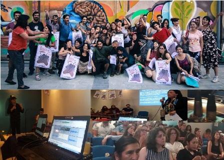 """[ESCUCHA Y DESCARGA] Transmisión radial """"II Encuentro Intercultural de Movimientos sociales en Salud  Pública en Chile y Wallmapu"""""""