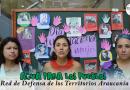 [Video] Temuko: Convocan a Marcha y semana de protestas ¡A recuperar el agua y los territorios para los pueblos! Del 22 al 27 de abril