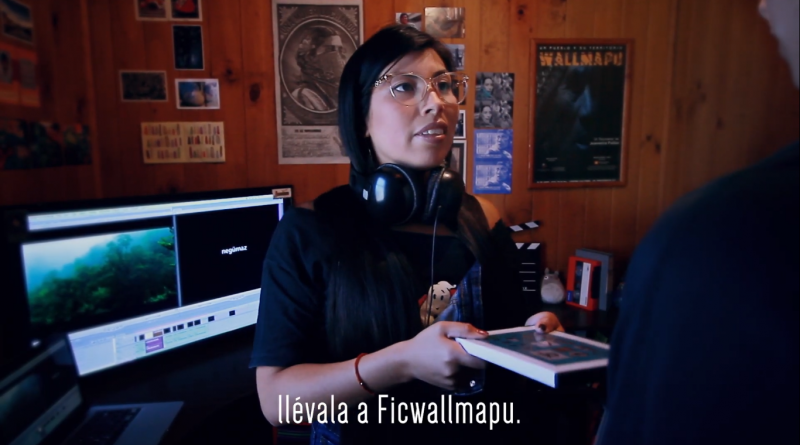 [Video] Ficwallmapu lanza spot de convocatoria 2019