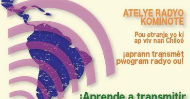 Castro – Se realizará taller de radio comunitaria para Migrantes