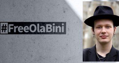 #FreeOla