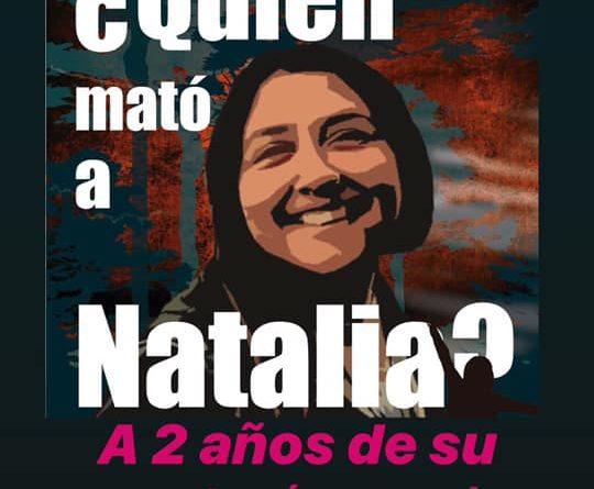 [Audio] Justicia para Natalia Porras – No al cierre investigativo