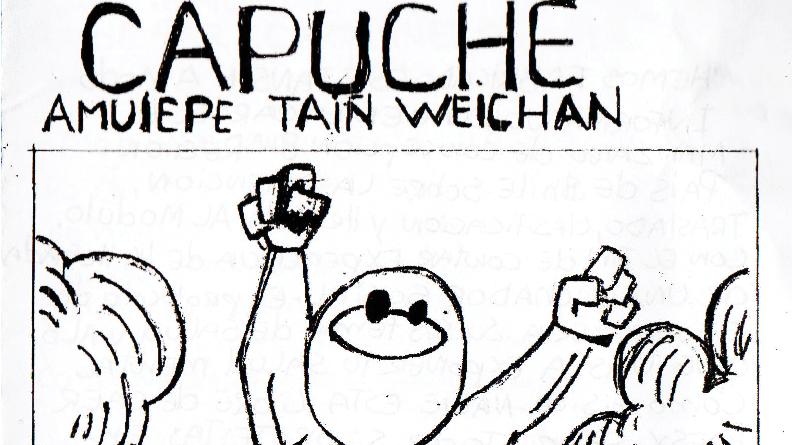 """""""Capuche"""": el boletín creado por presos políticos de Concepción"""