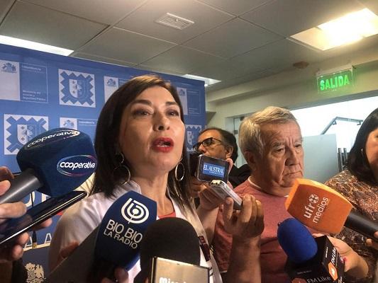 Covid19 positivo en Seremi de salud Araucanía, no respetan aislamiento y exponen a trabajadores y periodistas