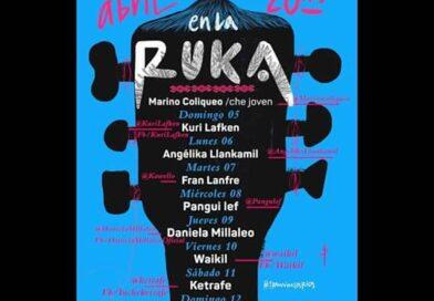 Concierto en la Ruka: música mapuche para pasar la cuarentena