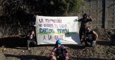 [Concepción] Comunicado de la familia y amigxs de Carlos «Beto» Peyrin