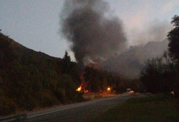 incendio en lafken wikul mapu