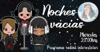 [Audio] Programa Noches Vacías #11 y #12