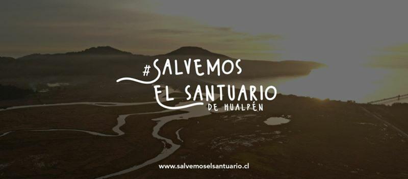 Lanzan campaña «¡Yo me sumo!» para defender el Santuario de Hualpén