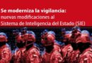 Se moderniza la vigilancia: nuevas modificaciones al Sistema de Inteligencia del Estado (SIE)