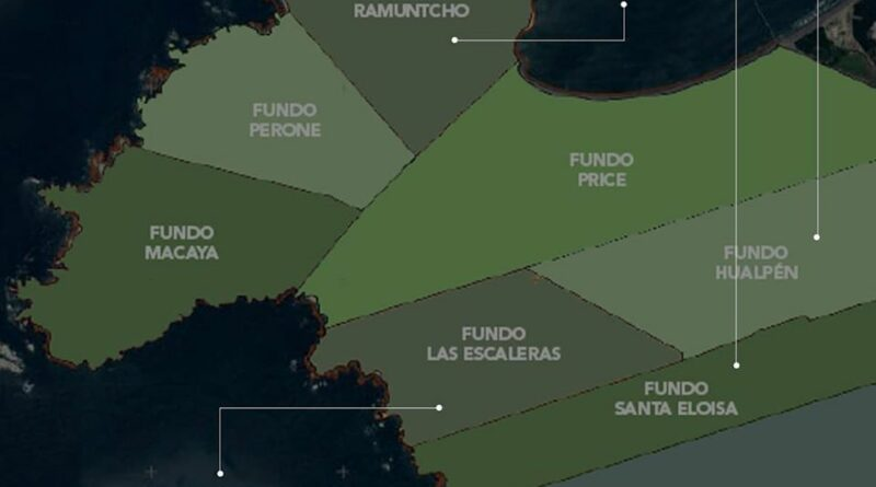 Los proyectos que amenazan el Santuario de Hualpén