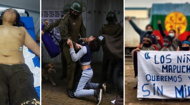 Estado chileno y sistemáticas violaciones a los DDHH de la niñez Mapuche