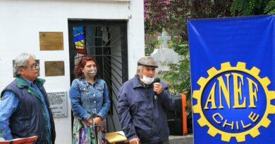 [Audio] Natalicio 121 Clotario Blest Riffo, acto en Cementerio de Santiago