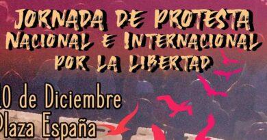 [Concepción] Convocan a marcha por la libertad de lxs presxs políticxs de la revuelta