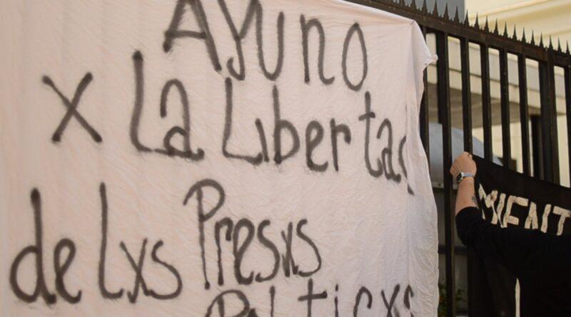 [Concepción] Inician Ayuno Por lxs Presxs Políticxs de la Revuelta