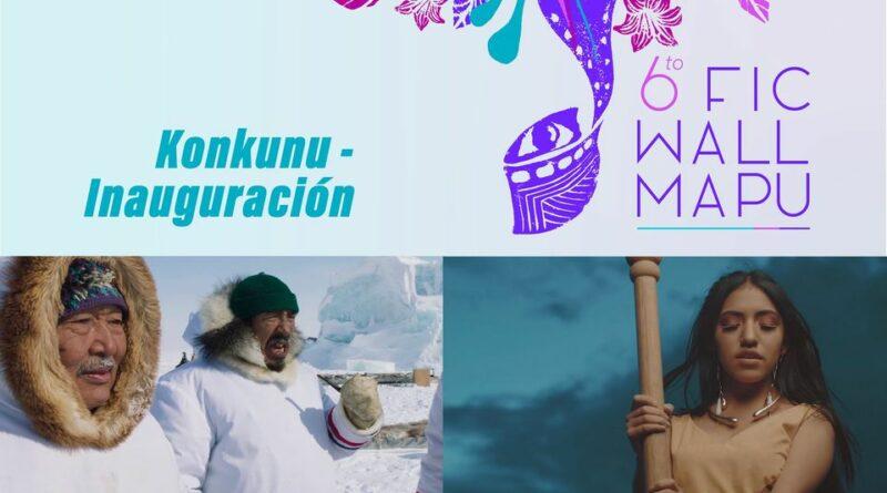 """Sexto Festival Internacional de Cine y las Artes Indígenas en Wallmapu """"Kuyfike kimünmew kidungünewayiñ / con el saber de los ancestros nos guiaremos""""."""