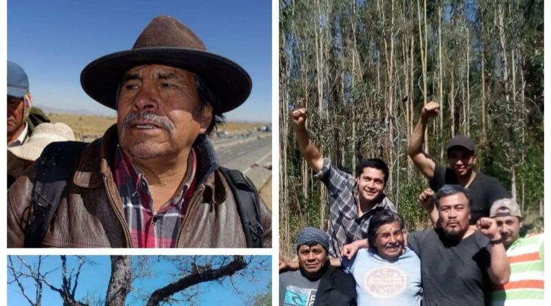 Coordinadora Arauco Malleco rinde homenaje a Felipe Quispe «Mallku», ante su fallecimiento