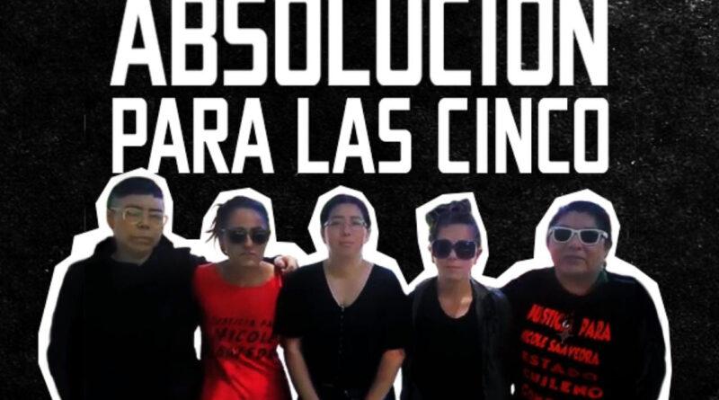 Carta abierta en apoyo a activistas        ¡ JUSTICIA POR NICOLE !