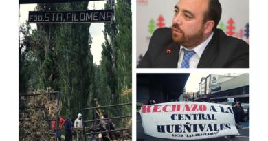 Familia Chahín: Derechos de agua, centrales hidroeléctricas, eólicas, financiamiento irregular de la política y conflictos de tierra con el pueblo mapuche