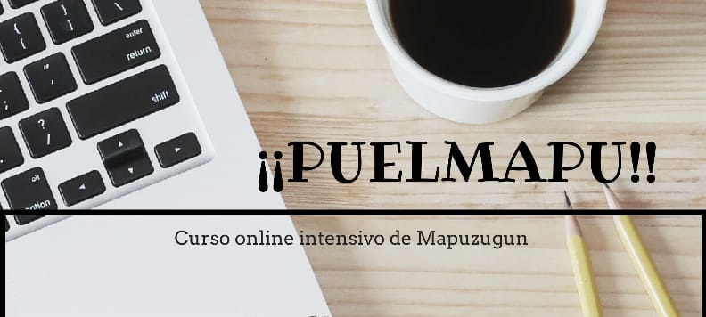 Curso intensivo de mapuzugun en Puel Mapu (Argentina)