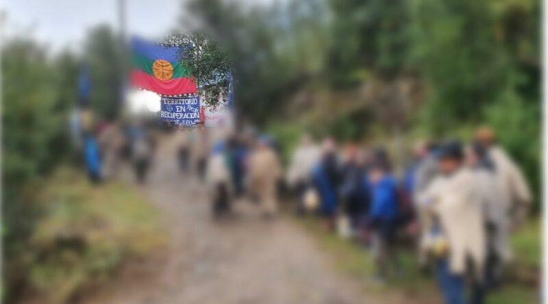 [Comunicado] Kiñe Txawün Pukon «Ejerceremos la reivindicación de nuestro territorio y cultura»
