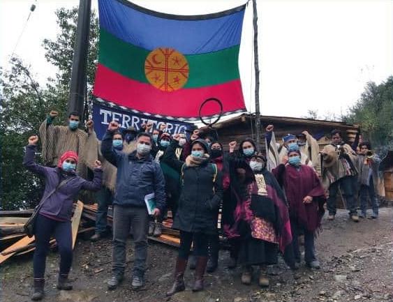 [Comunicado] Pu Lof de Pucón  realizan Txawün junto a constituyentes mapuche electas