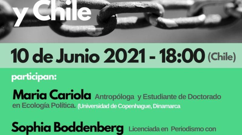 Chile y Unión Europea buscan modernizar TLC que profundiza el extractivismo, previo a la constituyente