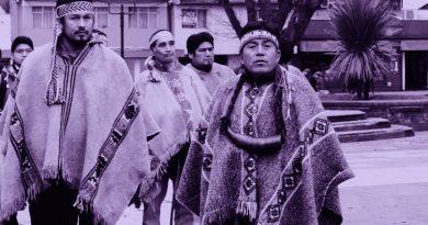Nuevo Montaje: Detienen y criminalizan a referentes de la lucha social mapuche en Curacautín