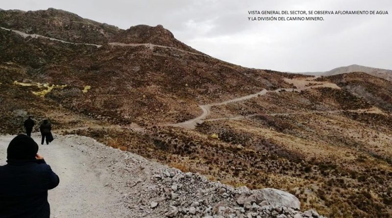 [Audio] Comunidad de Belén denuncia daños patrimoniales provocados por trabajos de exploración minera