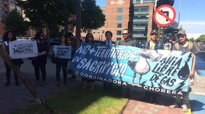 Denuncian a GNL Talcahuano por fraccionamiento del proyecto