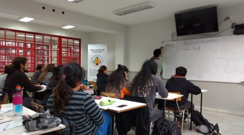 Mapuzuguletuaiñ inicia cursos de Mapuzugun en Concepción